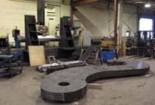 CNC Horizontal Boring Mill